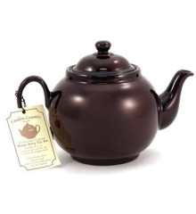 Brown Betty English Teapot