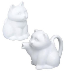 Cat Sugar-Creamer Set