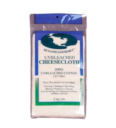 Unbleached Cotton Cheesecloth