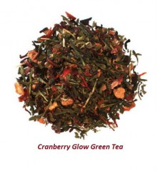 Cranberry Glow Green Tea