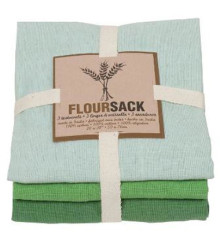 Floursack Towel Set-Cypress