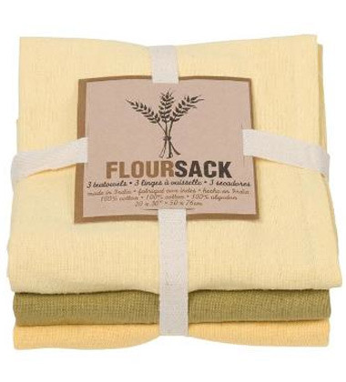 Floursack Towel Set-Sunray