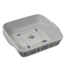 Garrigue Porcelain Square Baker