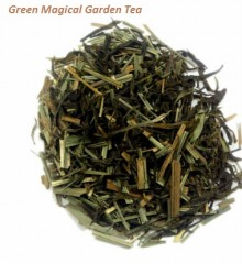 Green Magical Garden Tea