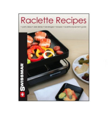 Raclette Recipes Cookbook