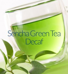 Sencha Organic Green Decaf Tea