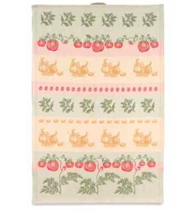 Italian Theme Swedish Tea Towel