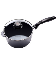 Swiss Diamond Covered Sauce Pan