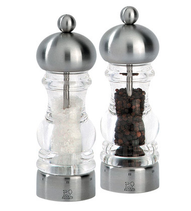 Senlis uSelect Pepper and Salt Mills