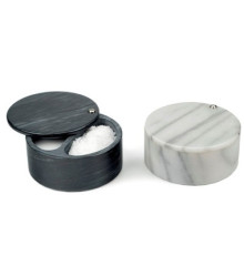 Marble Salt Storage Box