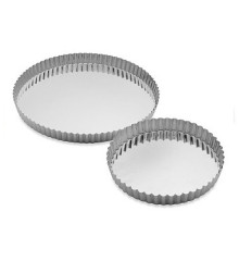 Tinned Steel Tart Pan