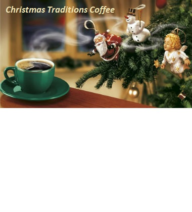 Christmas Traditions Coffee Blend
