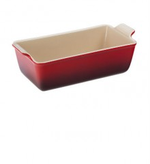 Le Creuset Stoneware Loaf Pan