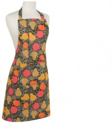 Apron with Fruit Grove