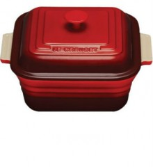 Le Creuset Square Dish with Lid