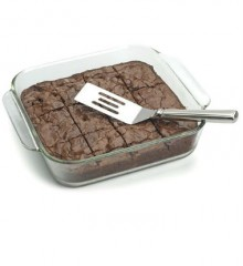 Stainless Steel Brownie Spatula
