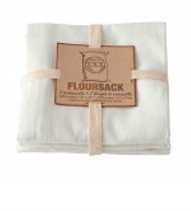 Floursack Towel Set-White