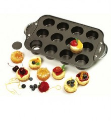 Norpro Non-Stick Mini Cheesecake Pan