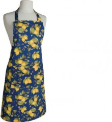 Now Designs Apron with Lemons