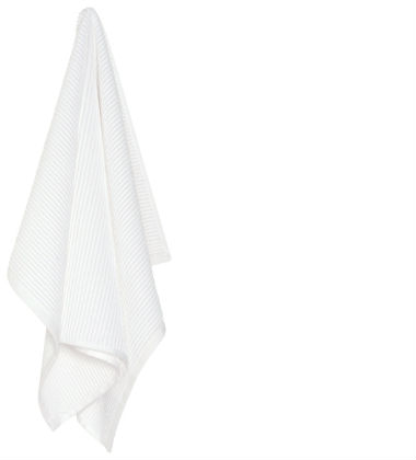 Now Designs Ripple Towel-White