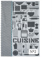 Coucke Utensils Tea Towel