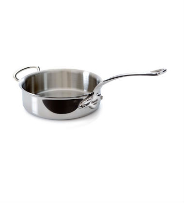 Mauviel Stainless Steel Saute Pan