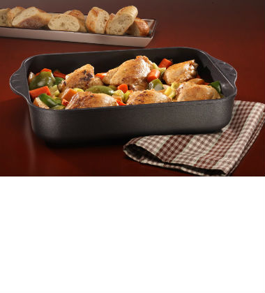 Swiss Diamond Large Roasting Pan