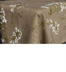 Linen Tablecloth-Bagatelle