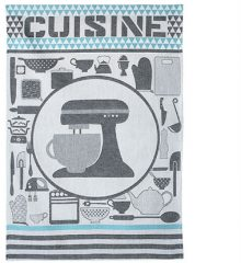 Coucke Cuisine Tea Towel