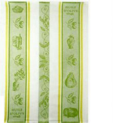 Coucke Olives Tea Towel