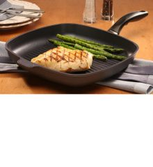 Swiss Diamond Square Grill Pan
