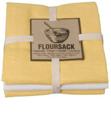 Floursack Towel Set-Lemon