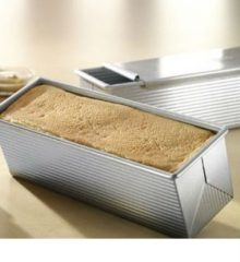 Non-Stick Pullman Loaf Pan with Lid