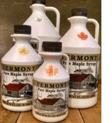 Vermont Pure Maple Syrup