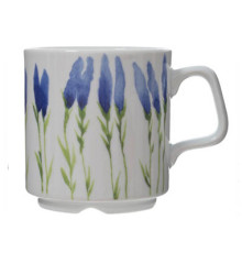 Pillivuyt Porcelain Garrigue Mug