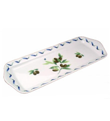 Garrigue Porcelain Rectangular Platter