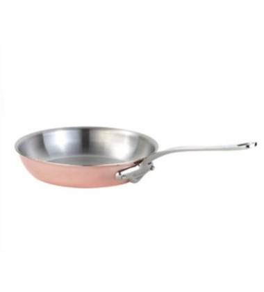 Mauviel copper fry pan