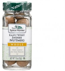 Natural Whole Nutmeg