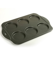 Non-Stick Puffy Muffin Crown Pan