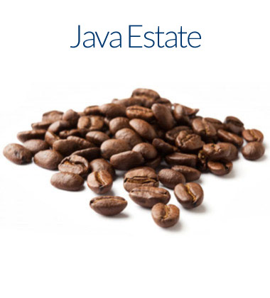 Java Estate Coffee Beans