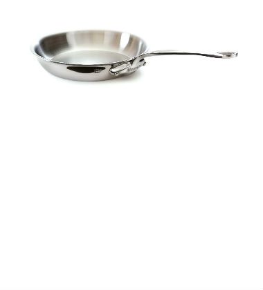 Mauviel Stainless Steel Fry Pan