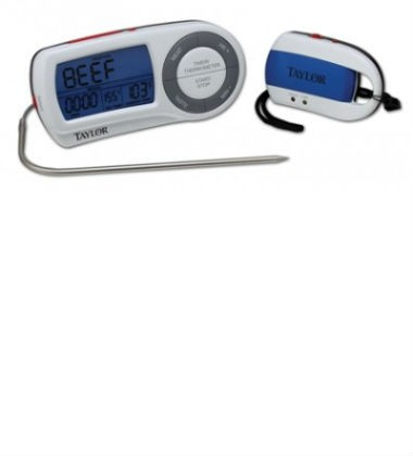 Wireless Thermometer with Pager