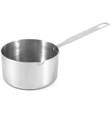 Stainless Steel 3-cup Measuring Pan