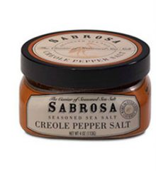 Sabrosa Creole Pepper Seasoned Sea Salt