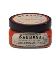 Sabrosa Cumin-Cinnamon Seasoned Sea Salt