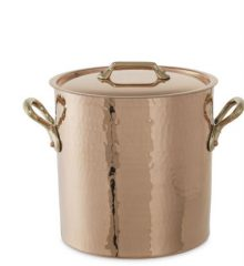 Mauviel Copper Soup Pot