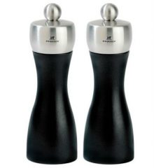 Peugeot Fidji Black Pepper and Salt Mills