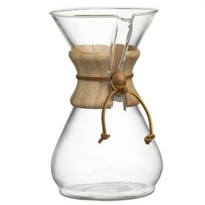 Chemex Gkass Coffee Maker