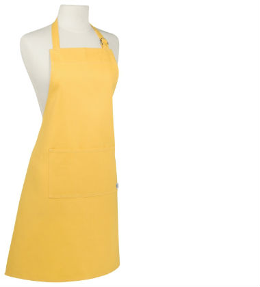 Now Designs Apron Lemon Yellow Labelle Cuisine