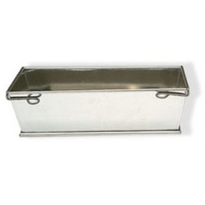 Tin Plate Pate Mold